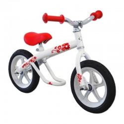 Велосипед за баланс Chillafish Jack&Josie бял