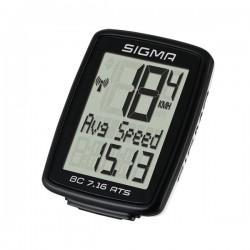 Безжичен вело компютър Sigma Sport BC 7.16 ATS