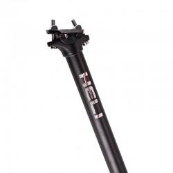 Колче седло COX Heli 31.6/400mm черен