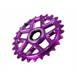 Венец плоча BMX DMR Spin 25T сив
