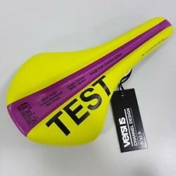 Седло Fizik Arione VS X test жълт лилав