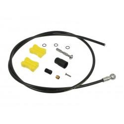Маркуч за дискова спирачка SH SM-BH90SB-1700 кут