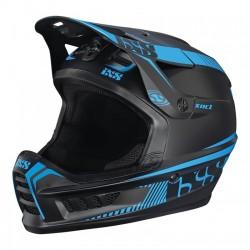 Шлем IXS Xact M/L черен син