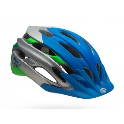 Каска Bell Event XC L син зелен сив