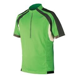 Блуза къс ръкав Endura Hummvee L зелен