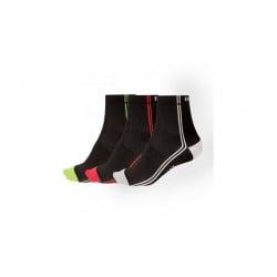 Чорапи Endura Coolmax Stripe II 3-чифта