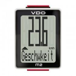 Велокомпютър VDO M2 WL - безжичен