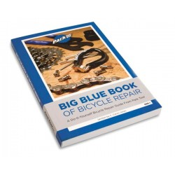 Книга Park Tool BBB-1 Big Blue Book Of Bicycle Repair