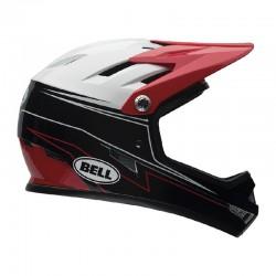 Шлем Bell Sanction S графит червен бял