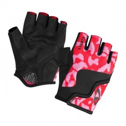 Ръкавици детски Giro Bravo XS розов черен