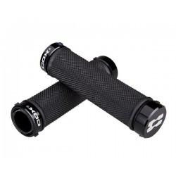Дръжки COX Lock-On 130mm черен