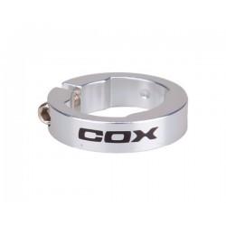 Тапи за дръжки COX Lock Ring сребрист алум.