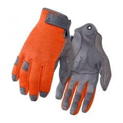 Ръкавици Giro Hoxton LF M червен сив
