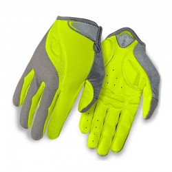 Ръкавици Giro Tessa LF M титан жълт