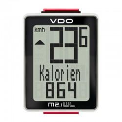 Безжичен велокомпютър VDO M2.1 WL 2016