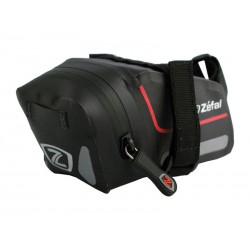 Чанта под седло Zefal Dry Pack S черен сив