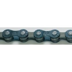 Верига Yaban S50 6/7с 96 MTB/шосе син кафяв