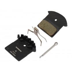 Накладки с радиатори за дискови спирачки Shimano XTR BR-M985 - Resin (J02A)