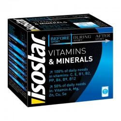 Комплекс витамини и минерали Isostar 360