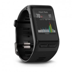 Часовник Garmin Vivoactive HR, Black