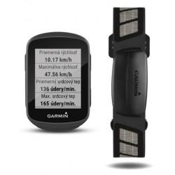 Компютър Garmin Edge® 130 HR Bundle безжичен