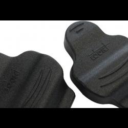 Покривало за парчета за педали Look KEO черен