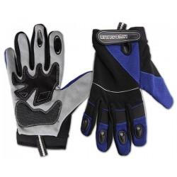 Ръкавици Drag Free Ride M син черен