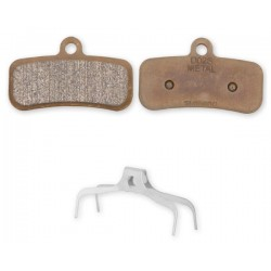 Накладки за дискови спирачки Shimano Saint BR-M810 (D02S) - метални