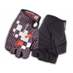 Ръкавици ликра Drag Logo XL червен