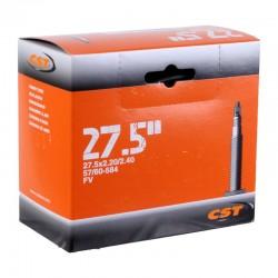 """Вътрешна гума CST 27.5x2.2-2.4"""" SV40"""