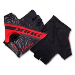 Ръкавици ликра Drag Logo II XL червен черен