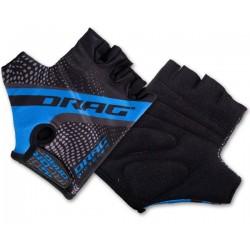 Ръкавици ликра Drag Logo II XL син черен