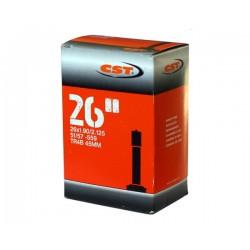 Гума вътр CST 26х1 3/8 AV 35mm плик