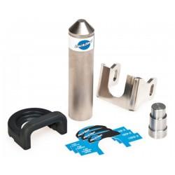 Комплект адаптори за монтиране на чашки и курбел Park Tool CBP-5
