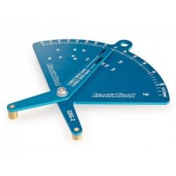 Инструмент за измерване на венец плоча Park Tool CDG-2