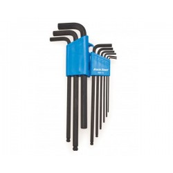 Комплект професионални шестограми със стойка Park Tool HXS-1.2