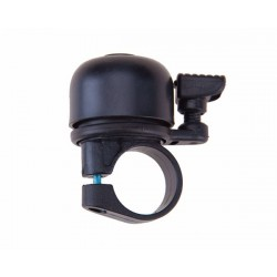 Звънец-мини Rhino 35 mm стомана черен