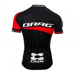 Вело блуза с къс ръкав Drag Active