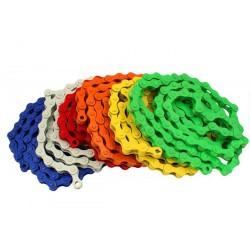 Верига KMC Z410 - цветна