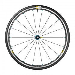 Комплект шосейни капли с гуми Mavic Ksyrium Elite