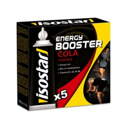Енергиен гел Isostar Cola Energy Booster