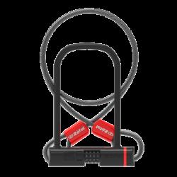 Катинар-скоба + спирала Zefal K-Traz U13 Cable