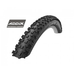 "Външна гума Schwalbe Hans Dampf Addix Performance 26x2.35"" Tire - сгъваема"