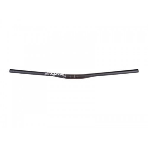 Кормило COX Baar Low 31.8 MTB 680mm черен сив