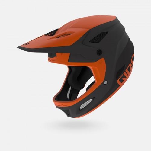 Шлем Giro Disciple Mips M черен оранжев