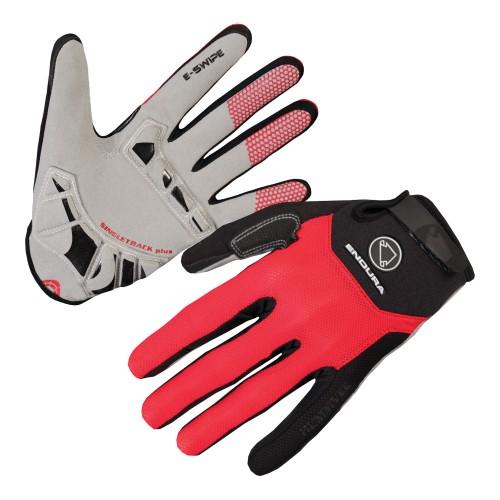 Ръкавици Singletrack Plus M червен