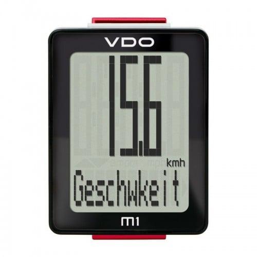Велокомпютър VDO M1 WL-безжичен