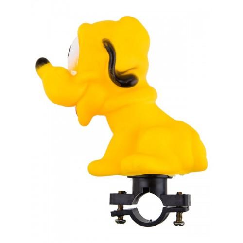 Тромбаза кормило куче гумена
