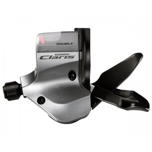 Ръкохватка лява SH Claris SL-2400 механ. сив