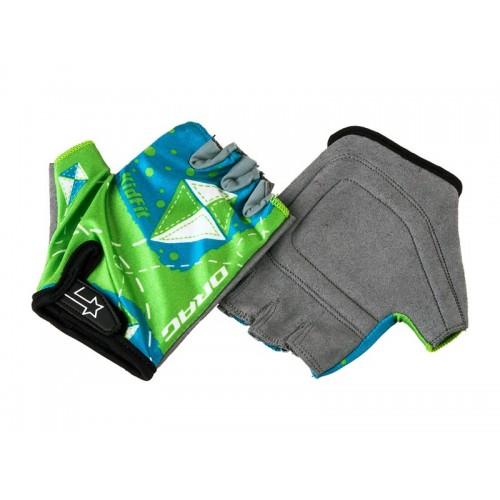 Ръкавици детски Drag Kites 10 син зелен